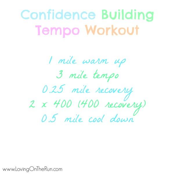 Tempo Workout