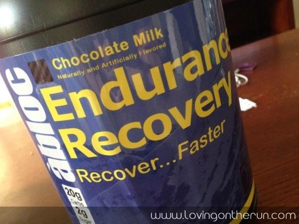 Abloc Endurance Recovery Mix