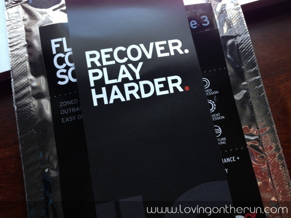 Recover. Play. Harder.