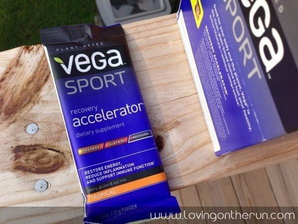 Vega Sport Packet