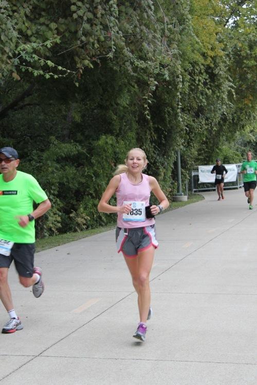 Running Megan