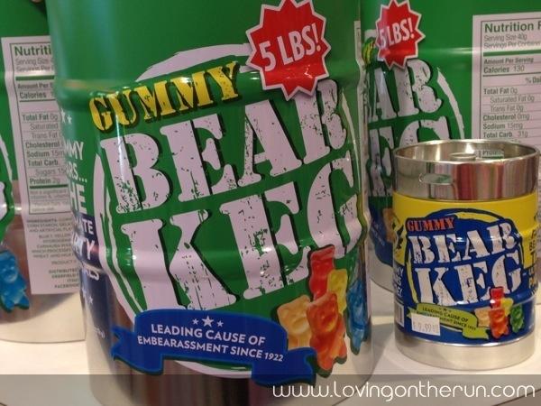 Bear Keg