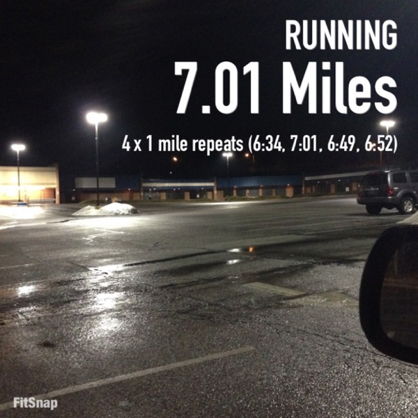 Running Week1