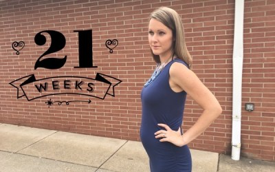 Pregnancy and Running: 21 Weeks