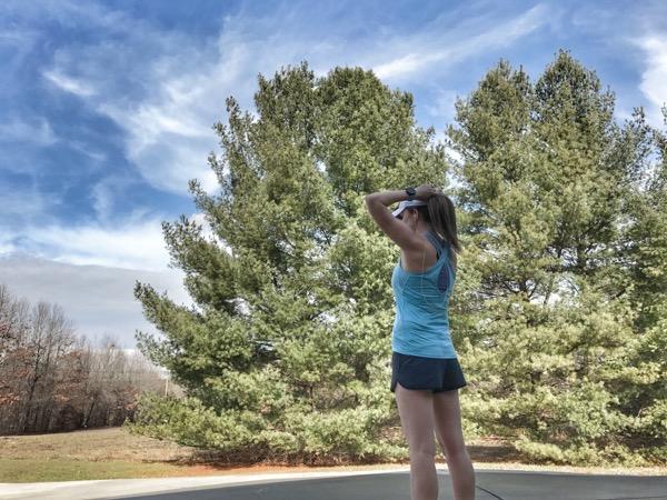 8 Miles 5 Weeks Postpartum
