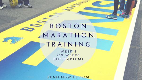 Boston Week 3