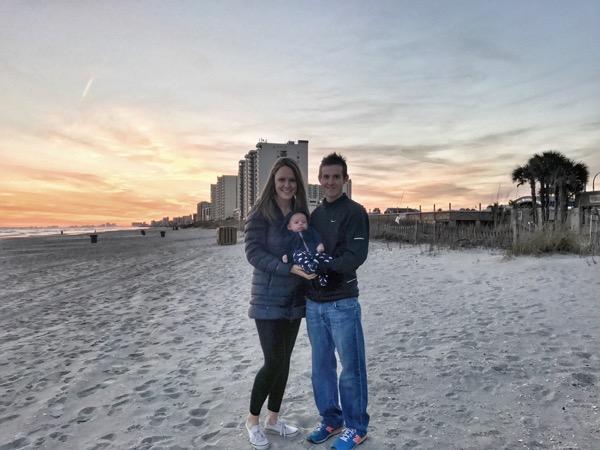 Boston Week 2 Beach