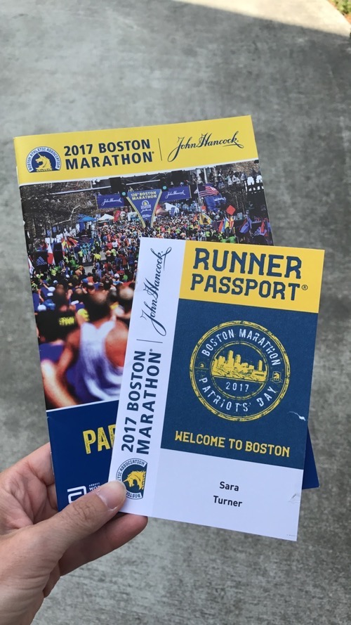 Runners Passport