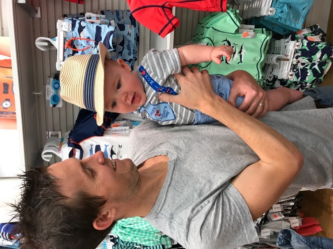 My First Mother's Day and Other Happenings
