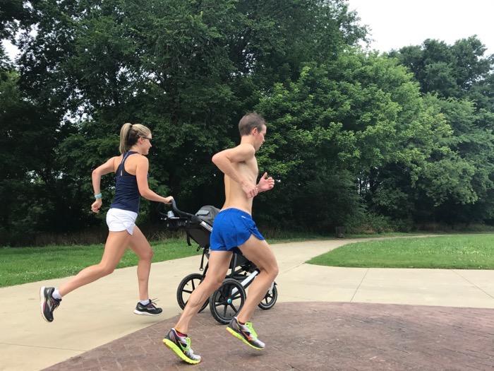 Finding Speed Postpartum {5k Training Week 3}