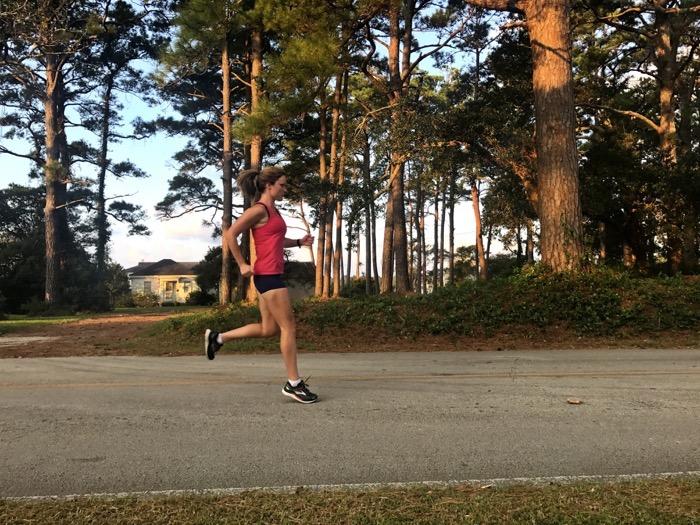 Creating a Marathon Schedule