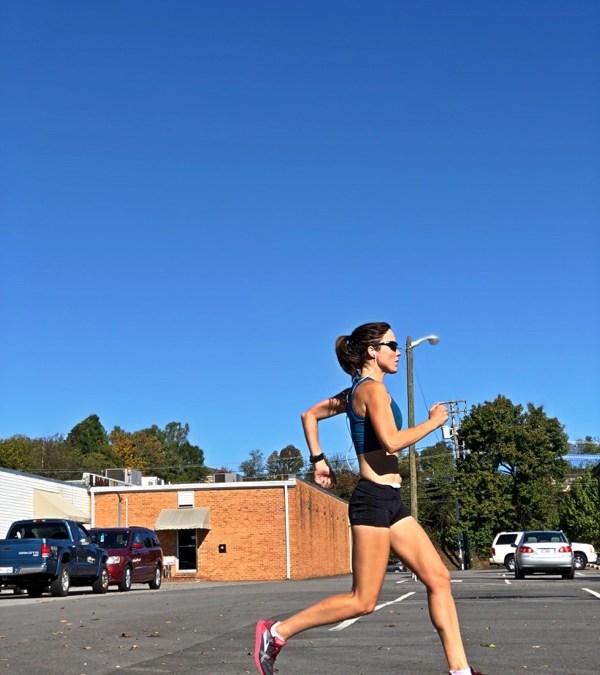 Marathon Training Log: Week 6