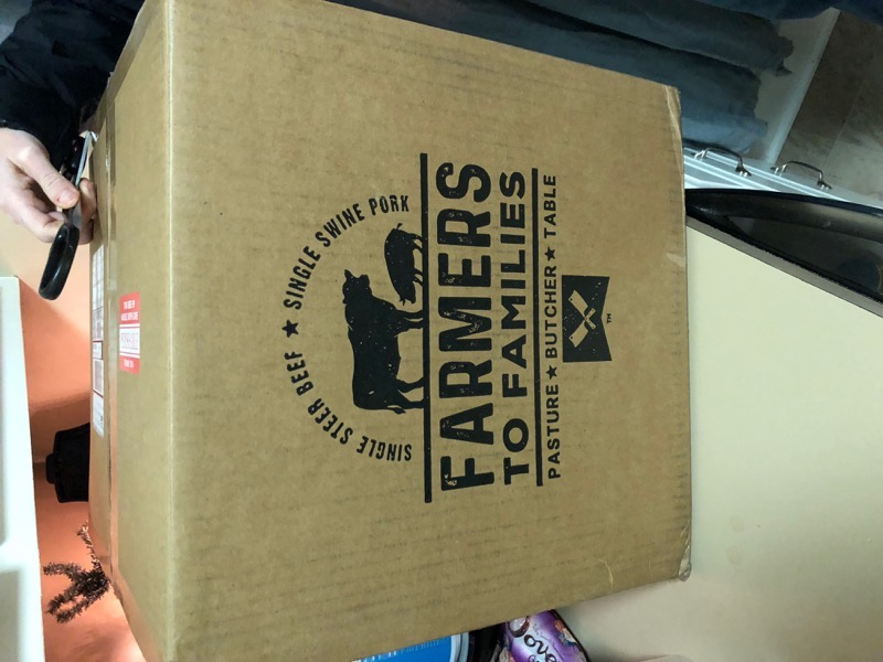 Farmers to Families Box