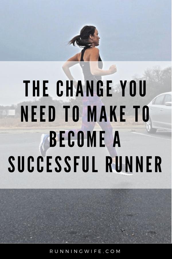 Successful Runner