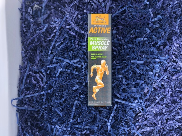 Tiger Balm Active Muslce Spary