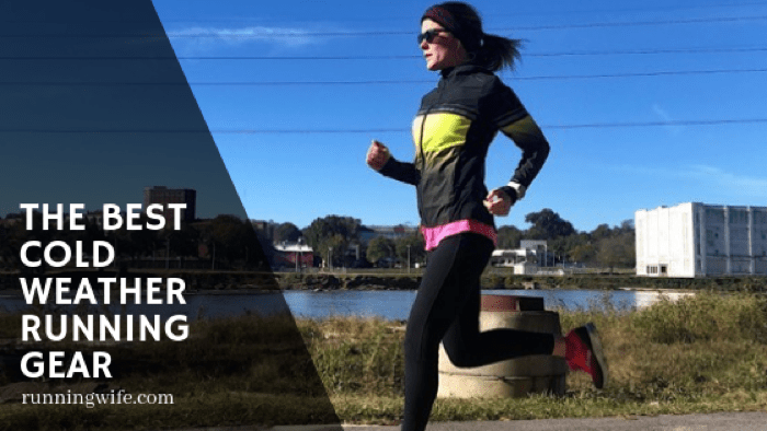The Best Gear for Cold Weather Running