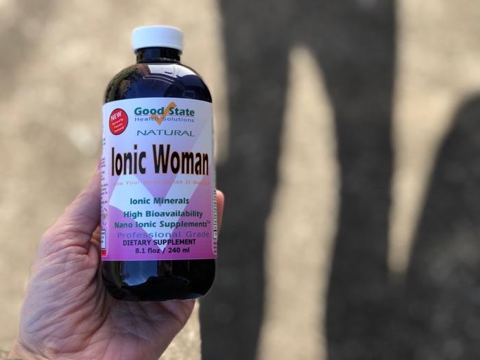Ionic Woman
