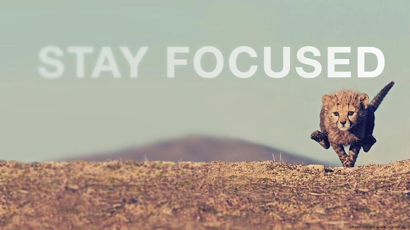Get Focused ;)