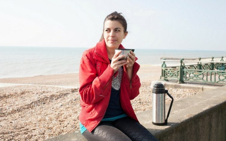 Photo for Coffee, Running and Health Article