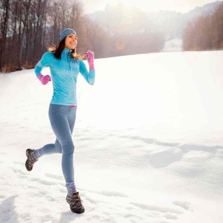 Learn how to trail run in the Winter and Early Spring with Coach Amie Dworecki