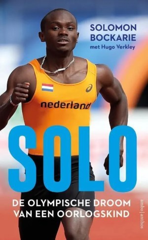 Solo van sprinter Solomon Bockarie
