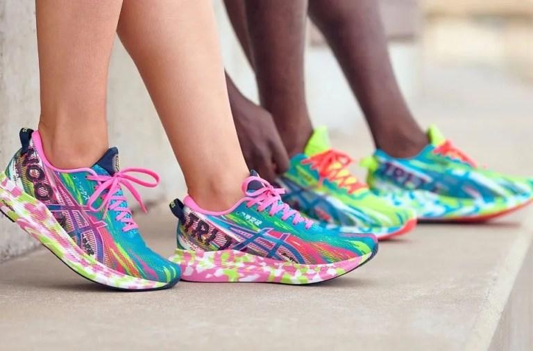 Met deze schoenen wil je gezien worden!