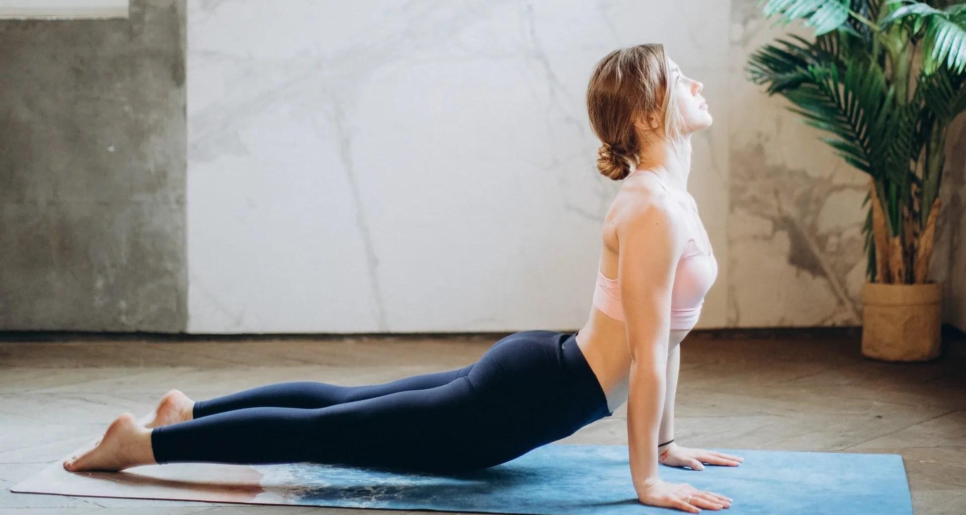 Yoga en hardlopen