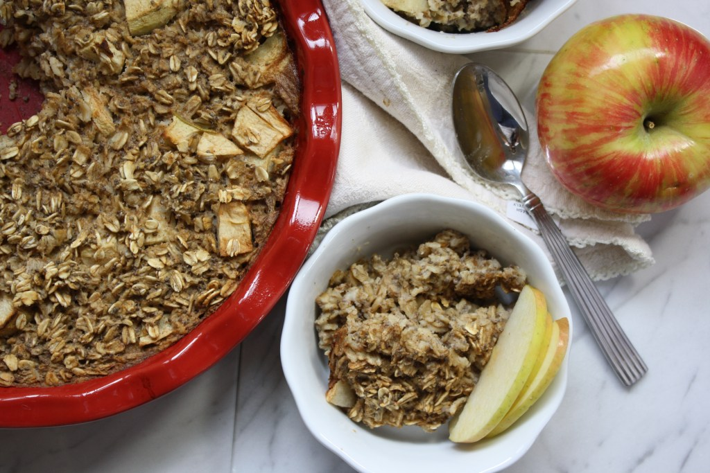 Superfood Baked Oatmeal