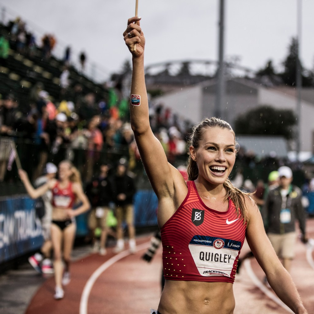 Colleen Quigley Olympian Workout Wednesday