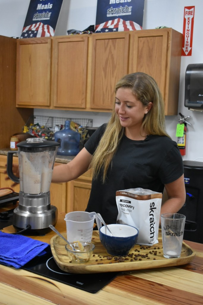 Skratch Labs + How Running has changed me