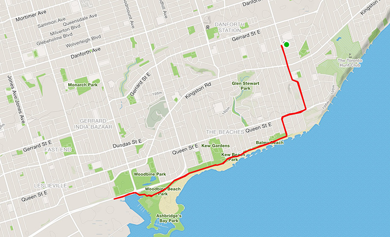 running routes run ottawa on plan a route from my house