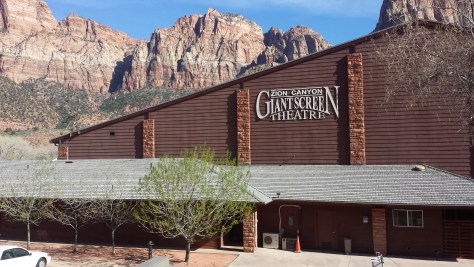 Zion Canyon Giant Screen Theater