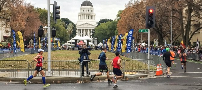 Guest Race Review: California International Marathon