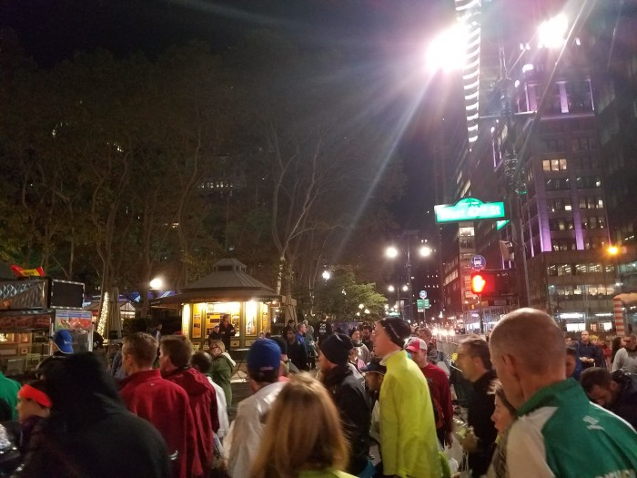 New York City Marathon Bus Line