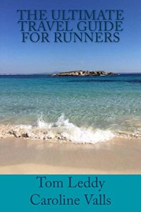 Ultimate Travel Guide for Runners - Book Cover