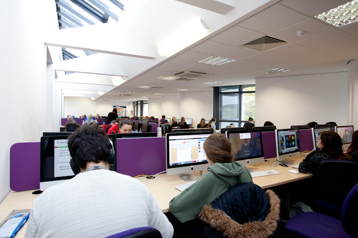 Edinburgh Computer Science Student Room