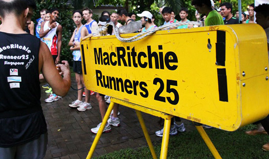 The yellow analogue: symbolic at any MR25 race