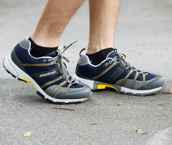 Shoe Review: Montrail Men's Masochist OutDry
