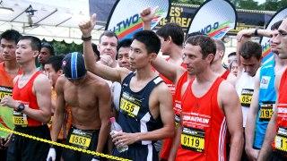 Athlete's Perspective: Men's Health Urbanathlon 2012