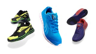 PUMA Spring/Summer 2012 FAAS Shoes Collection