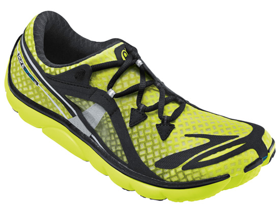 The lightest shoe in the PureProject line- the PureDrift Shoe