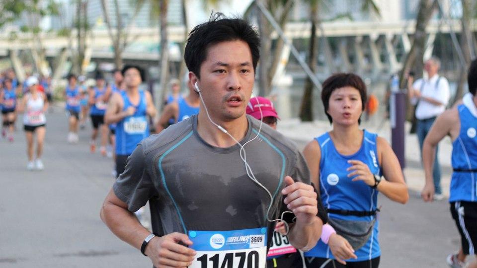 Pocari Sweat Run 2012: Super Hydration, Super Trees, Super Run!