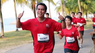 SingTel & Singapore Cancer Society Race Against Cancer 2012: Not A Lonely Race