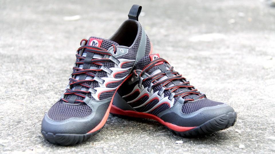 Merrell's Barefoot Run Trail Glove: The Skinny