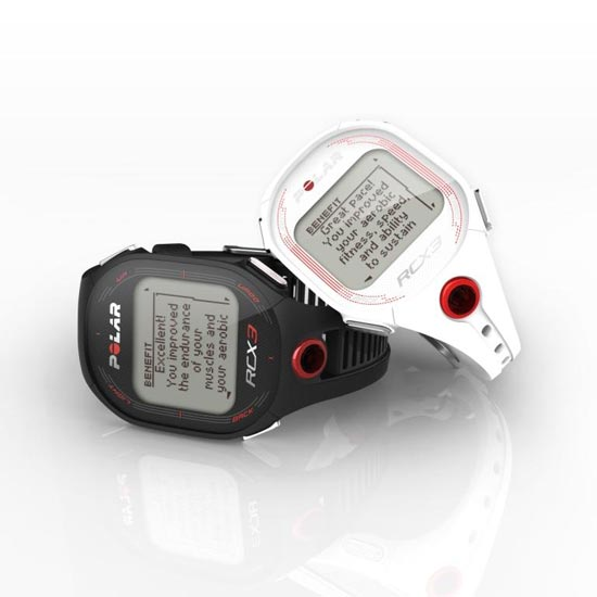 Polar GPS-ready RCX3 Gives Instant Feedback On The Benefits Of Your Workout