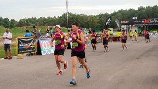 The 5th Annual Salomon X-Trail Run 2012