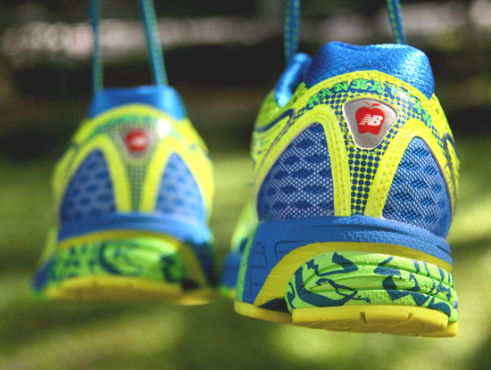 Lighting Up the Streets with the New Balance 860 v3 NYC Edition