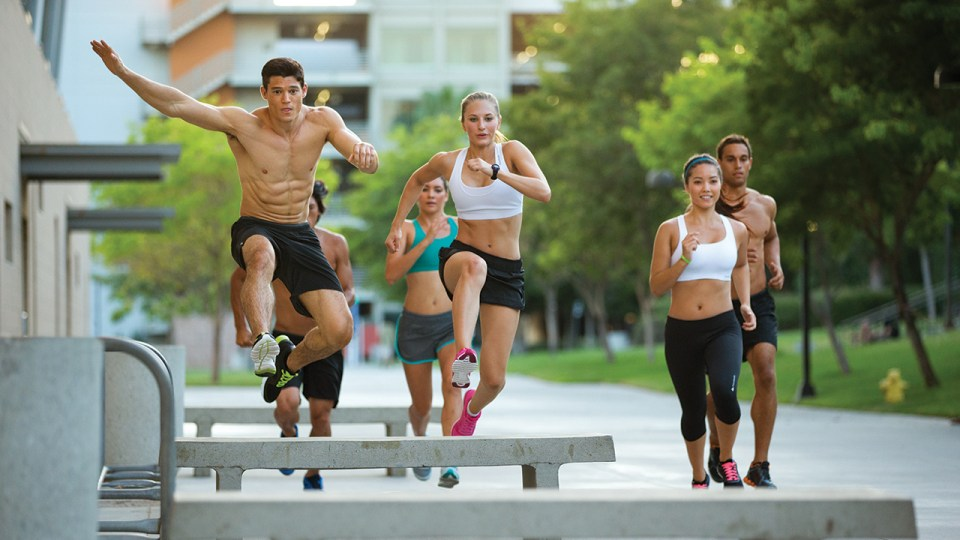 Reebok ∆ Training Collection Made to Complement Natural Movement