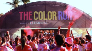 The Color Run™ Singapore: Happiest 5k on the Planet