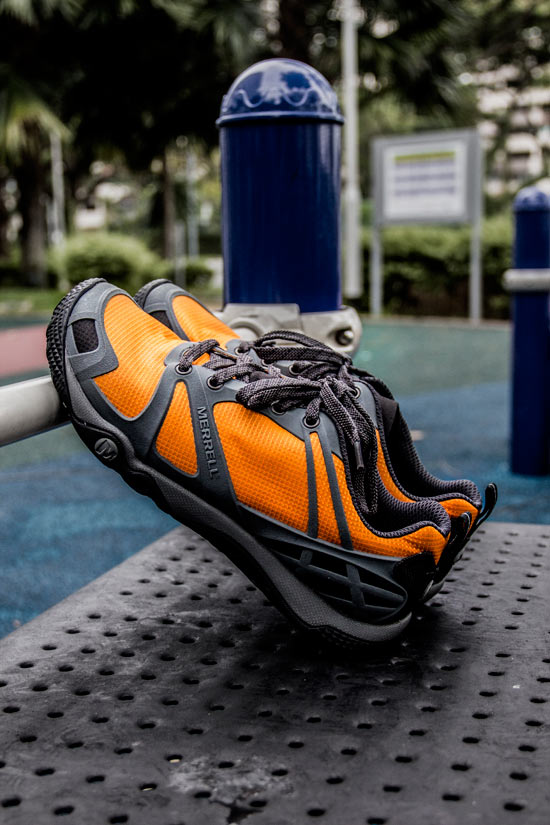 To Hike Or To Run With The Proterra Sport